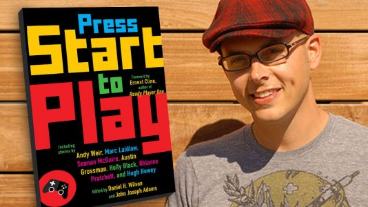 Daniel H. Wilson –Press Start to Play
