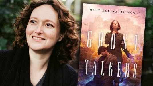 Mary Robinette Kowal – Ghost Talkers