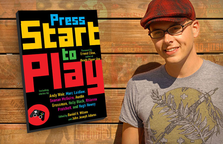 Daniel H. Wilson - Press Start to Play