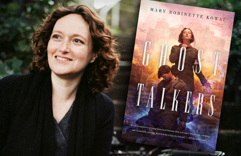 Mary Robinette Kowal - Ghost Talkers