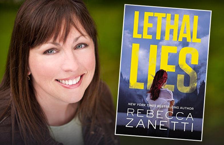 Rebecca Zanetti - Lethal Lies