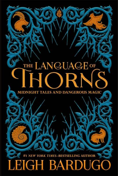 The Language of Thorns - book cover