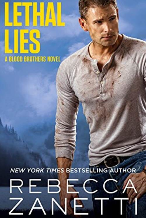 Lethal Lies - book cover