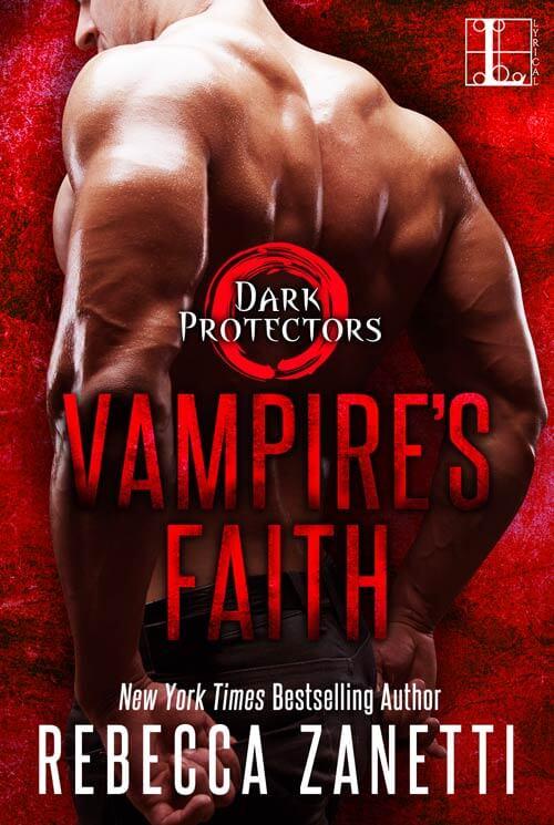 Vampire's Faith - book cover