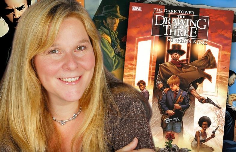 Author and Comics writer Robin Furth - Marvel's Dark Tower Comics, The Dark Tower Complete Concordance