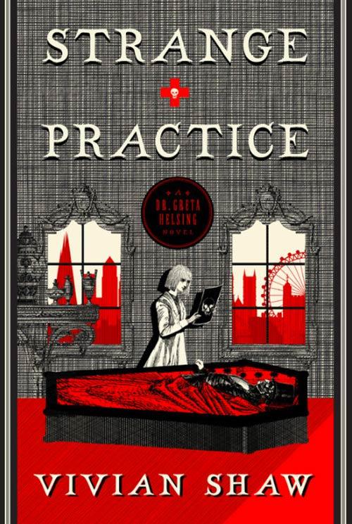 Strange Practice - book cover