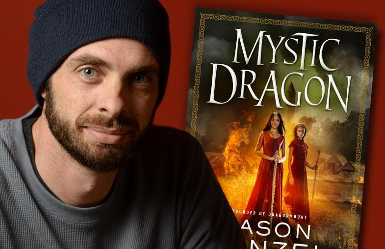 Jason Denzel, author of Mystic Dragon