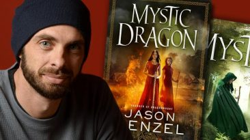 Jason Denzel, author of Mystic Dragon