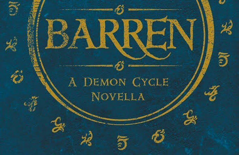 Barren - A Demon Cycle novella by Peter V. Brett