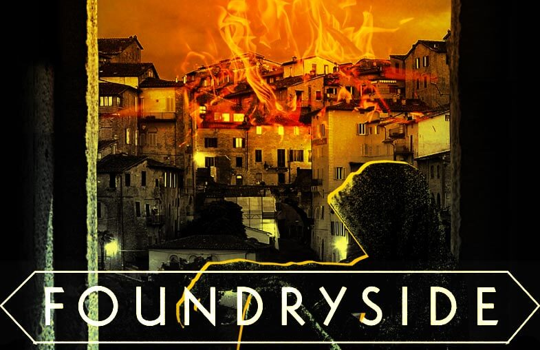 Foundryside by Robert Jackson Bennett