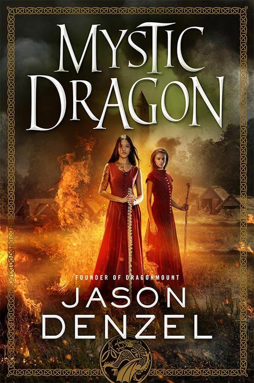 Mystic Dragon - book cover