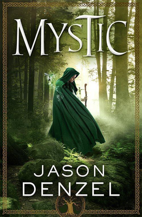 Mystic - book cover