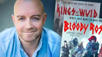 Nicholas Eames - Author, Bloody Rose