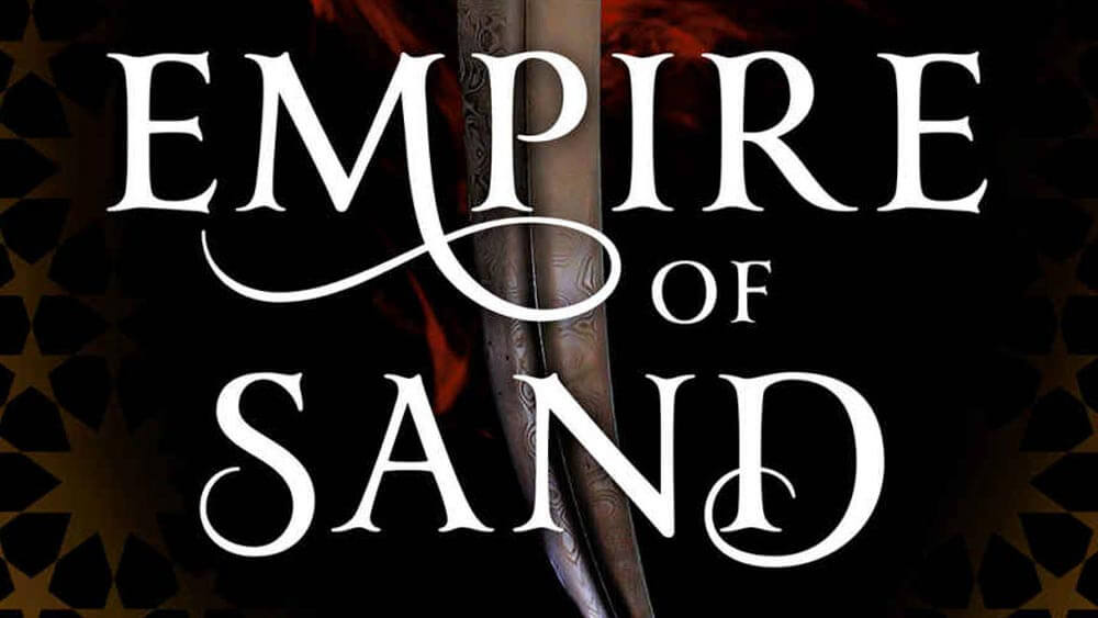Book Review - Empire of Sand by Tasha Suri