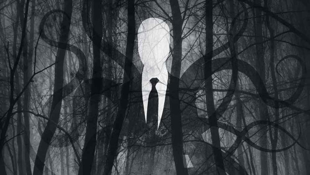 Slender Man by Anonymous - a book review by Adron Buske for the Fictitious Podcast