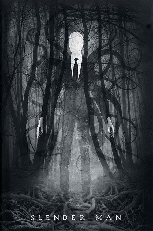 Slender Man - book cover