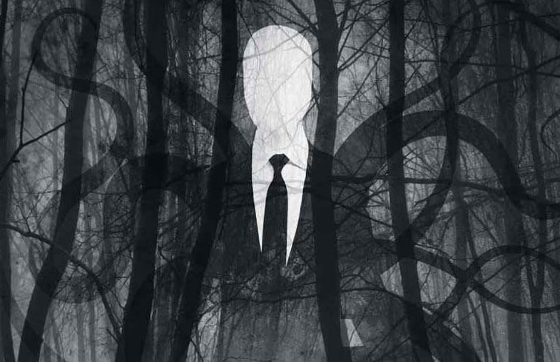 Slender Man novel by Anonymous