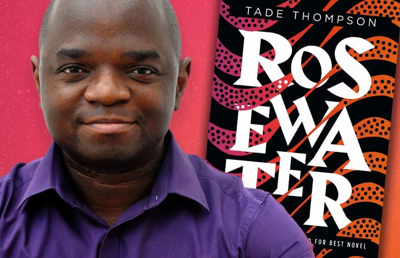 Tade Thompson, Rosewater