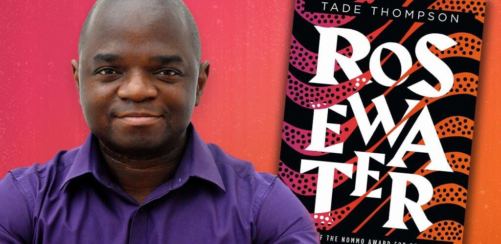 Tade Thompson, Rosewater