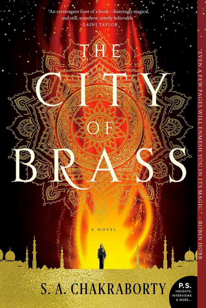 The City of Brass – S.A. Chakraborty