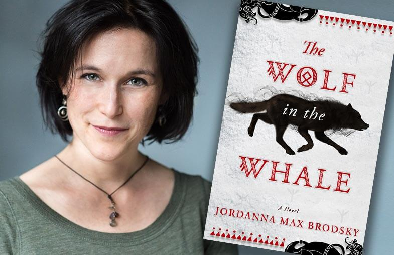 Jordanna Max Brodsky – The Wolf in the Whale