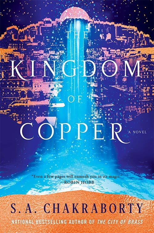 The Kingdom of Copper – S.A. Chakraborty