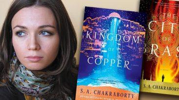 S.A. Chakraborty –The Kingdom of Copper