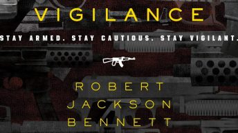 Vigilance –Robert Jackson Bennett