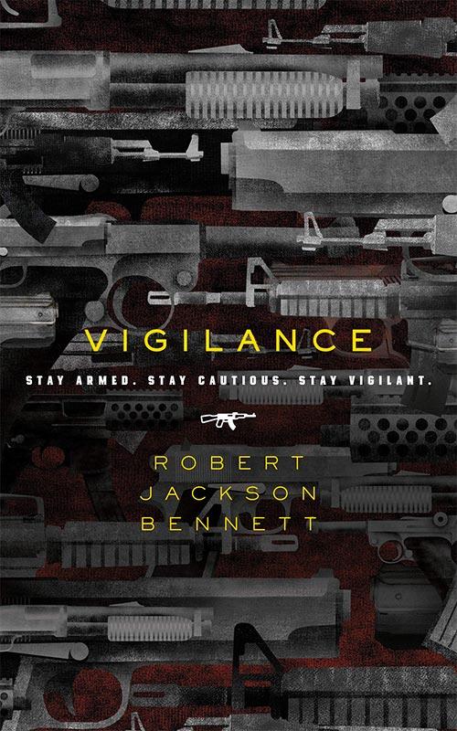Book Cover - Vigilance