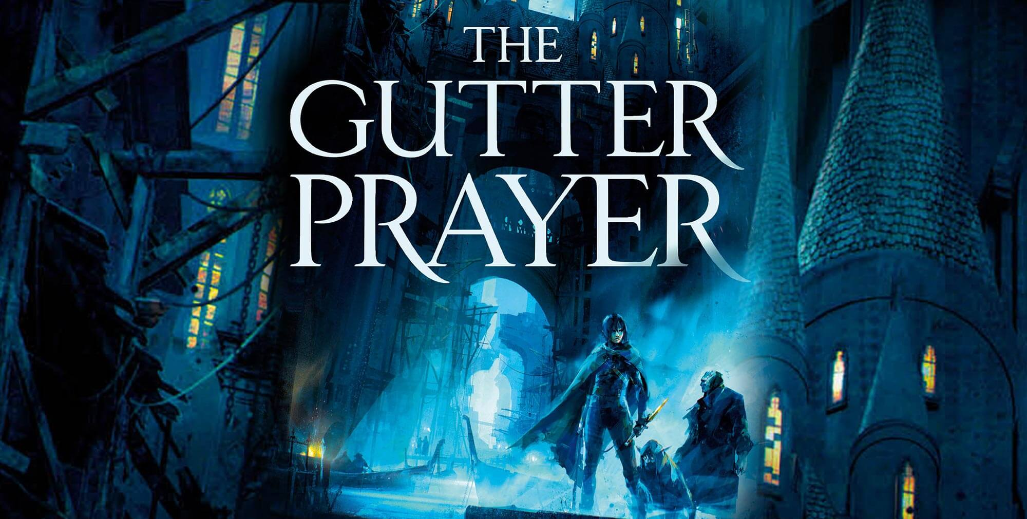 Gareth Hanrahan - The Gutter Prayer | Fictitious Podcast