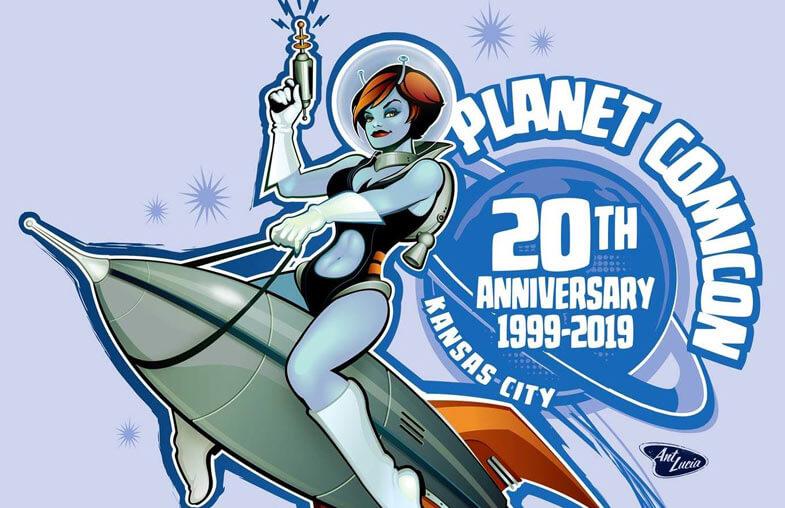 Planet Comicon 2019