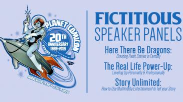 Planet Comicon 2019 Panels