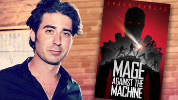 Shaun Barger –Mage Against The Machine author