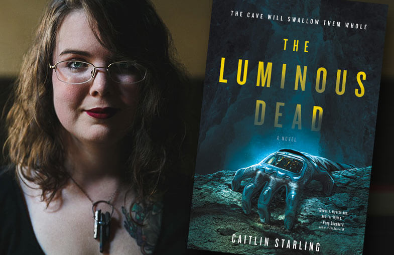 Caitlin Starling - The Luminous Dead