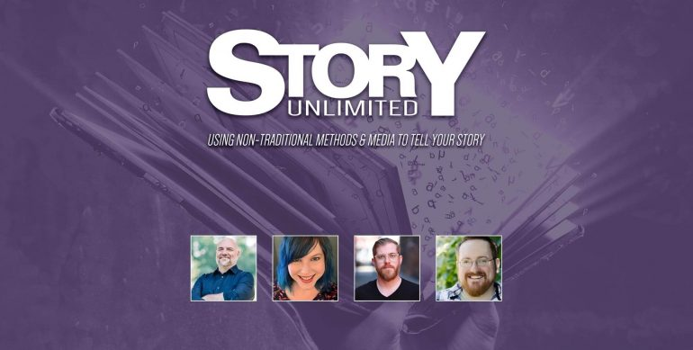 Story Unlimited panel from Emerald City Comic Con 2019