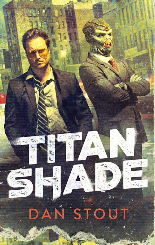 Titanshade - book cover