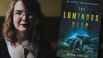 Caitlin Starling - The Luminous Dead