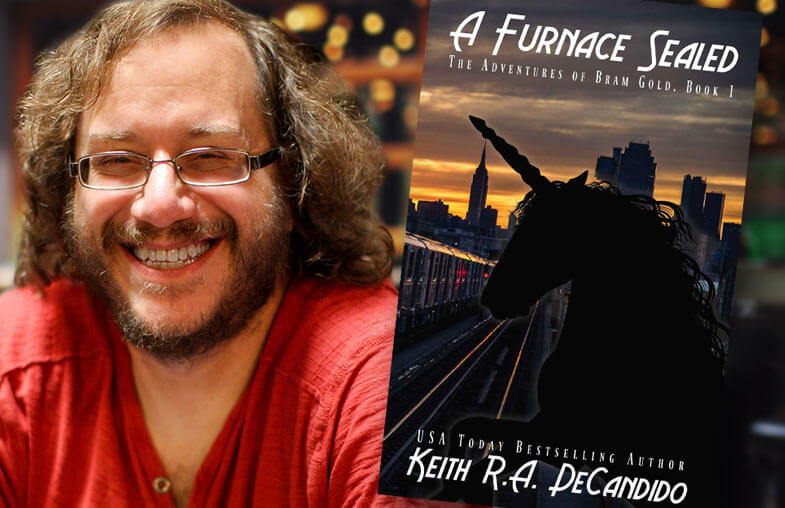 Keith RA DeCandido –A Furnace Sealed