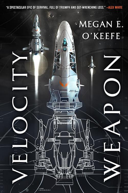 Velocity Weapon –by Megan E. O'Keefe