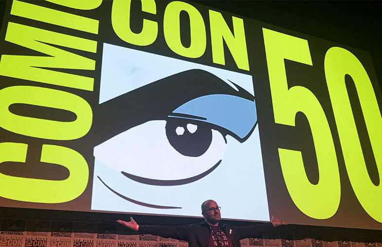 San Diego Comic-Con 2019 Photo Recap — Fictitious Podcast