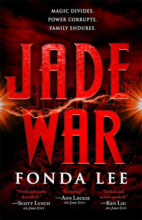 Jade War - Fonda Lee
