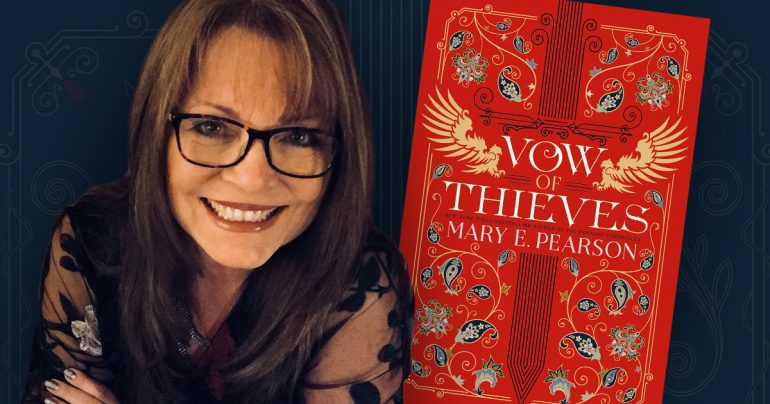 Mary E. Pearson –Vow of Thieves