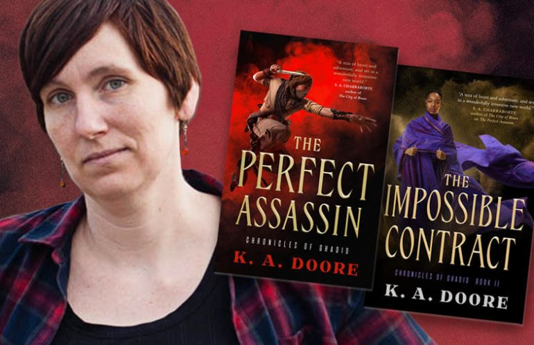K. A. Doore – The Perfect Assassin and The Impossible Contract