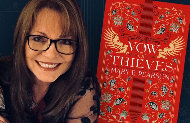 Mary E. Pearson – Vow of Thieves