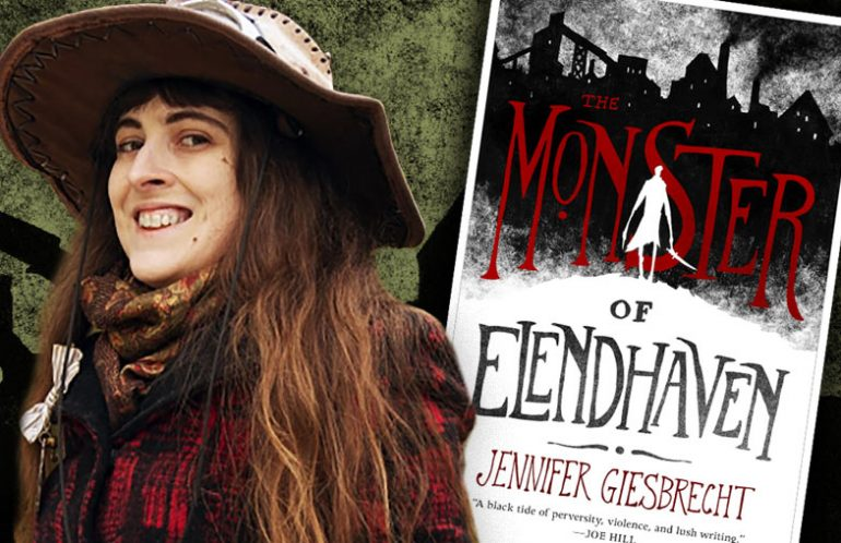 Jennifer Giesbrecht – The Monster of Elendhaven