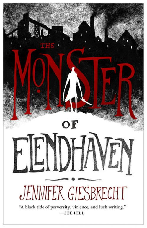 The Monster of Elendhaven book cover