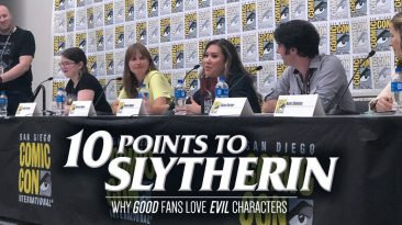 10 Points to Slytherin: Why Good Fans Love Evil Characters - Recorded Live at San Diego Comic-Con 2019