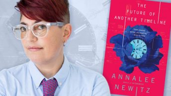 Annalee Newitz – The Future of Another Timeline