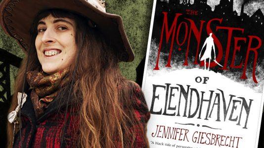 Jennifer Giesbrecht –The Monster of Elendhaven