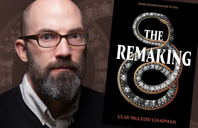 Fictitious Podcast Season 4 Episode 12 with Clay McLeod Chapman, author of The Remaking